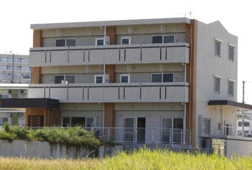 大鏡建設 アパート・マンション建築 施工実績 201917南風原町K様 住宅兼共同住宅