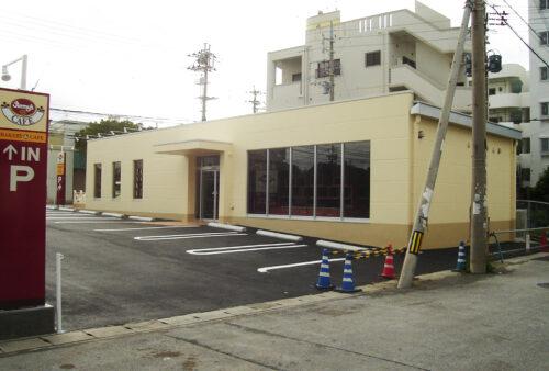 大鏡建設 店舗・施設建築 施工実績 20111_1Jimmy's 浦添店