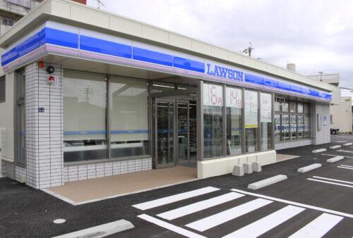 ローソン浦添安波茶店