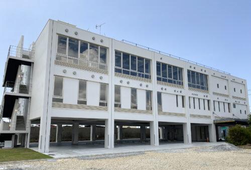 大鏡建設 店舗・施設建築 施工実績 2019_03 豊崎N'S ビル