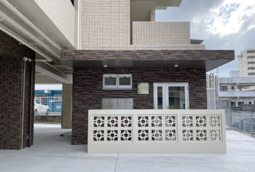 大鏡建設 アパート・マンション建築 施工実績_202105 豊見城市字上田 K様 共同住宅マンション