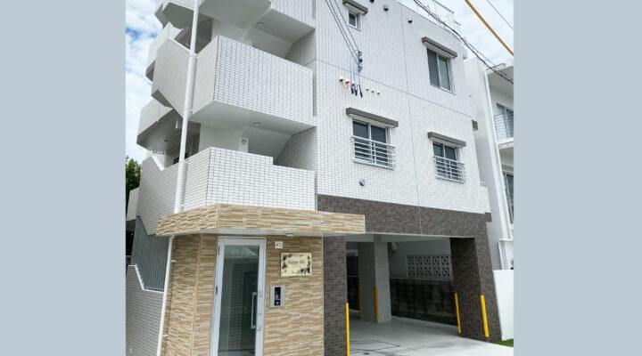 充実設備と空間づくりで1Kでも快適に暮らせる住宅兼賃貸マンション