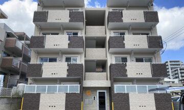 隣室を気にせず暮らせる配置と広々設計の1LDK賃貸マンション